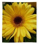 Little Miss Sunshine Fleece Blanket