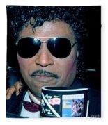 Little Richard 1989 Fleece Blanket