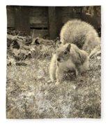 Little Scamp Fleece Blanket