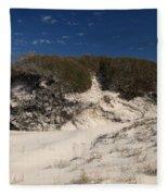 Lively Dunes Fleece Blanket