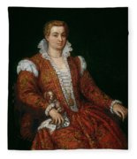 Livia Colonna Fleece Blanket