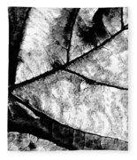 Living Structure I Fleece Blanket