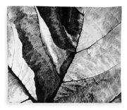 Living Structure II Fleece Blanket