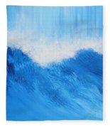 Living Water Fleece Blanket