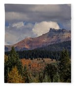 Lizard Head Wilderness Fleece Blanket