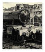 Llangollen Railway Fleece Blanket