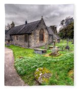 Llantysilio Church Fleece Blanket
