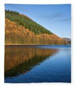 Llyn Geirionydd Fleece Blanket