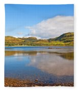Loch Craignish Argyll Scotland Fleece Blanket