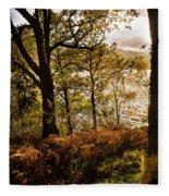 Loch Garry Fleece Blanket