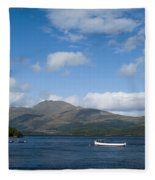 Loch Lomond Fleece Blanket