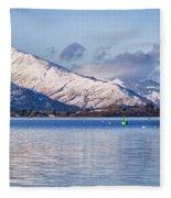 Loch Lomond Panorama Fleece Blanket
