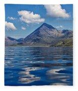 Loch Scavaig Fleece Blanket