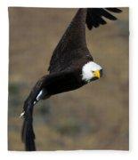 Locked In Fleece Blanket