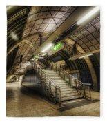 London Bridge Station 1.0 Fleece Blanket