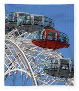 London Eye 5339 Fleece Blanket