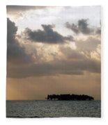 Lonely Island Fleece Blanket