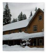 Longmire Inn   Winter 2013 Fleece Blanket