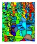 Looking Glass 1 Fleece Blanket