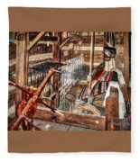 Loom Fleece Blanket