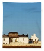 Loop Head Lighthouse Nfs Fleece Blanket