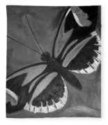 Lord Of The Butterfly Fleece Blanket