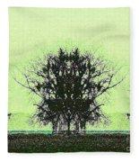 Lord Of The Trees Fleece Blanket