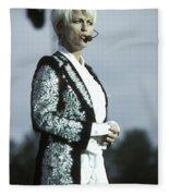 Lorrie Morgan Fleece Blanket