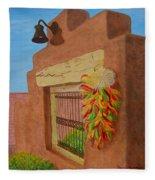 Los Chiles Fleece Blanket