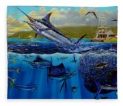 Los Suenos Fleece Blanket