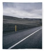 Lost Highway Fleece Blanket