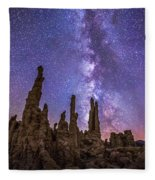 Lost Planet Fleece Blanket