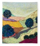 Lost Valley Fleece Blanket