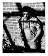 Lou 1980 Fleece Blanket