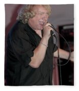 Lou Gramm Fleece Blanket