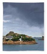 Louet Island 1 Fleece Blanket