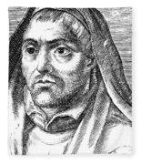 Louis De Blois (1506-1566) Fleece Blanket