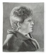 Louise Fleece Blanket