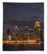 Louisville Fleece Blanket