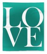 Love 4 Fleece Blanket