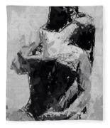 Love And Desire Fleece Blanket