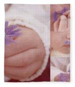 Love Giving Multi Dypthic - 01 Fleece Blanket
