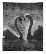 Love Is.. Fleece Blanket