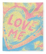 Love Me Fleece Blanket