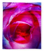 Love Story Fleece Blanket