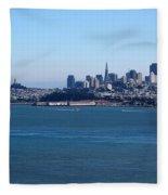 Love The Bay Fleece Blanket