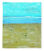 Low Tide Fleece Blanket
