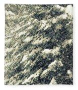 Low Visablility Fleece Blanket