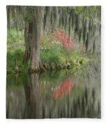 Lowcountry Series I Fleece Blanket