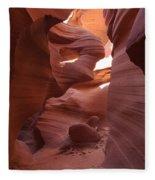Lower Antelope Canyon Fleece Blanket